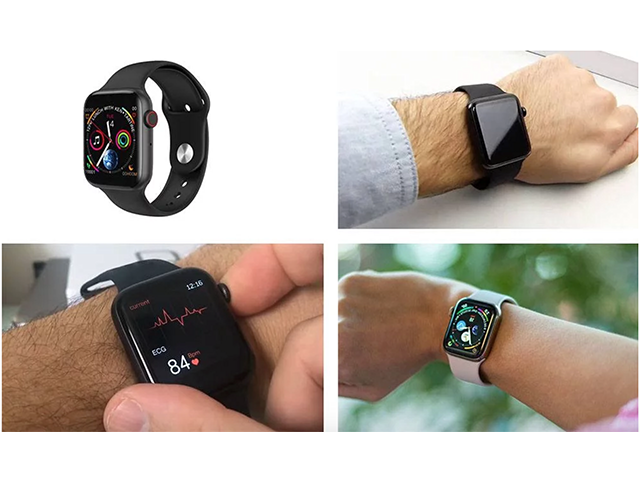 By combining different parameters such as heart rate or body temperature, the system may recognize infection patterns. Smart watch biosensors