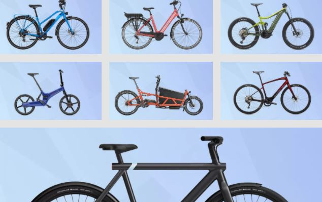 Electric bikes test and compared
