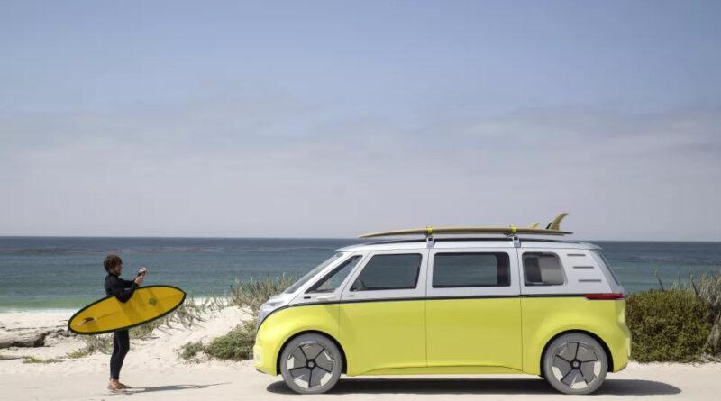 Electric Volkswagen Combi