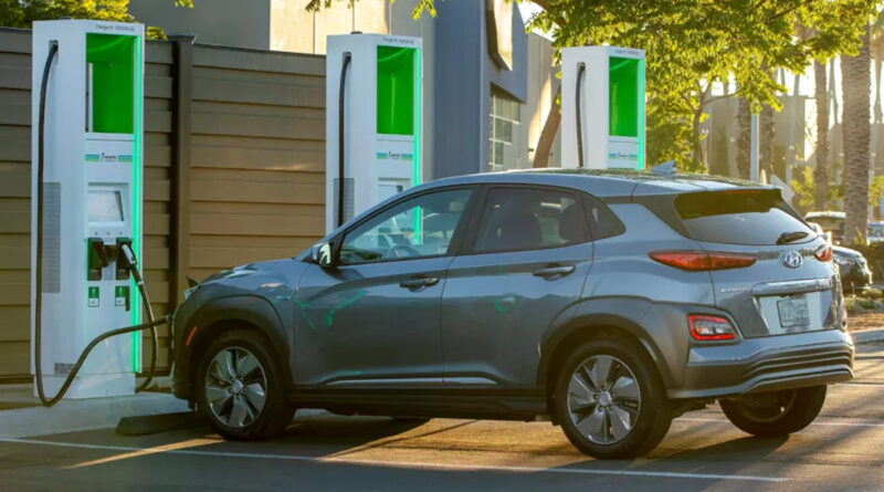 How electric cars charging works?