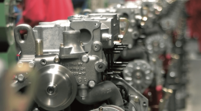 While the technology may not be new, it is do-able, says the DEUTZ engine factory. H2 gas is burned directly in the six-cylinder engine